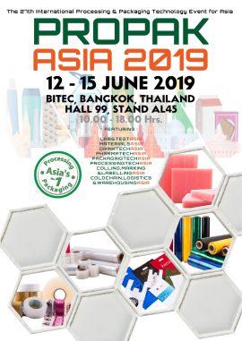 Poster Propak Asia 2019